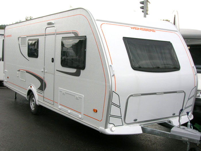 Weinsberg CaraOne 550 QDK – (6 personer)