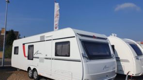 Bürstner Averso 720 TK (8 sovepladser)