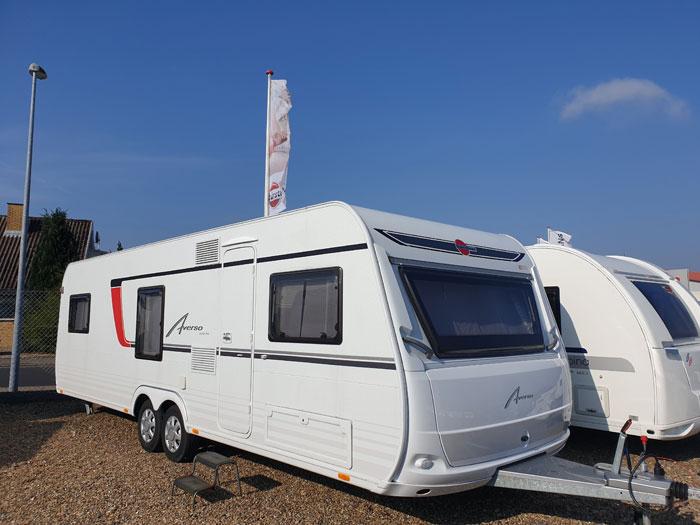 Lej campingvogn: Bürstner Averso 720 TK (2019)